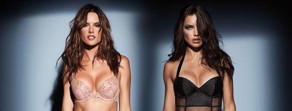 Ліма та Амбросіо для Victoria's Secret_1