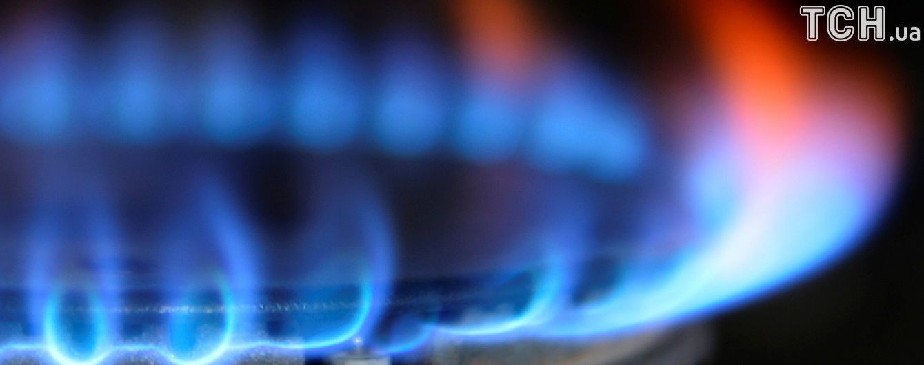 Украина за прошлый год увеличила импорт газа из Евросоюза