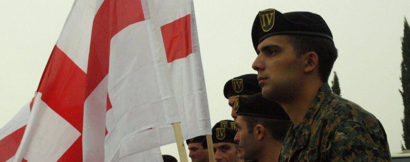 Грузия вооружается из-за угрозы со стороны России