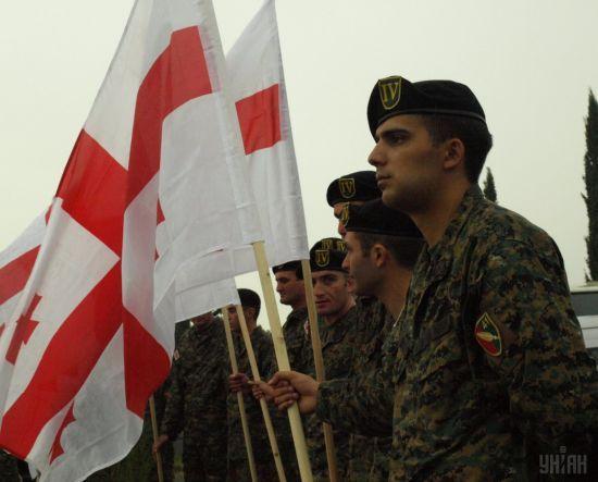 Грузія озброюється через загрозу з боку Росії