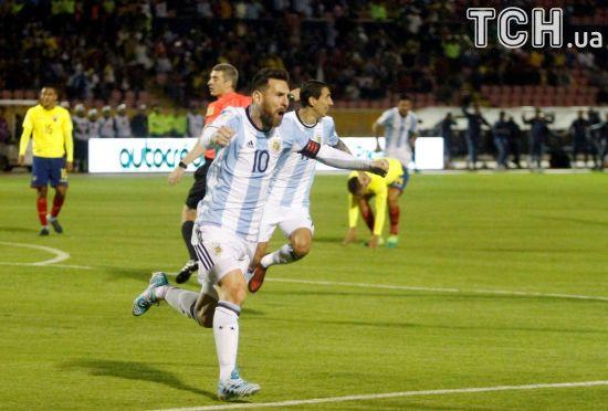 Футболіст збірної Аргентини похвалив Мессі: Гном зіграв неперевершено