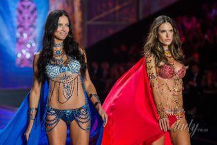 Дорого и красиво: самые дорогие Fantasy Bra в истории шоу Victoria's Secret