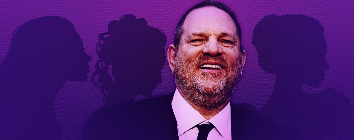 Секс-скандал в Голливуде: звездные жертвы Харви Вайнштейна в инфографике