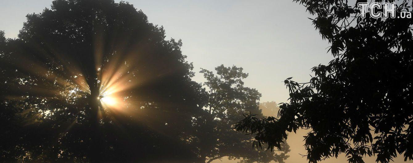 Дощова п'ятниця, 13-те, і мікроскопічне потепління. Прогноз погоди до 17 жовтня