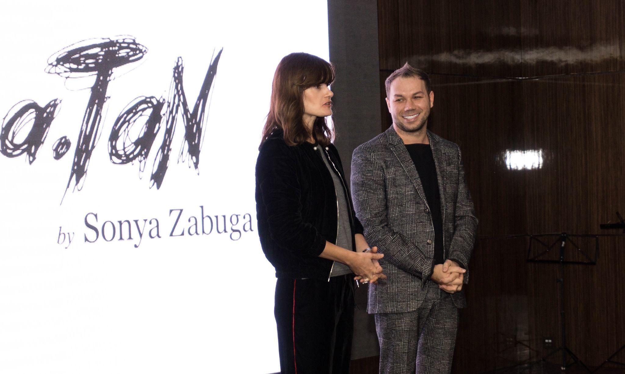 Презентация коллекции a.TaN by Sonya Zabuga_4