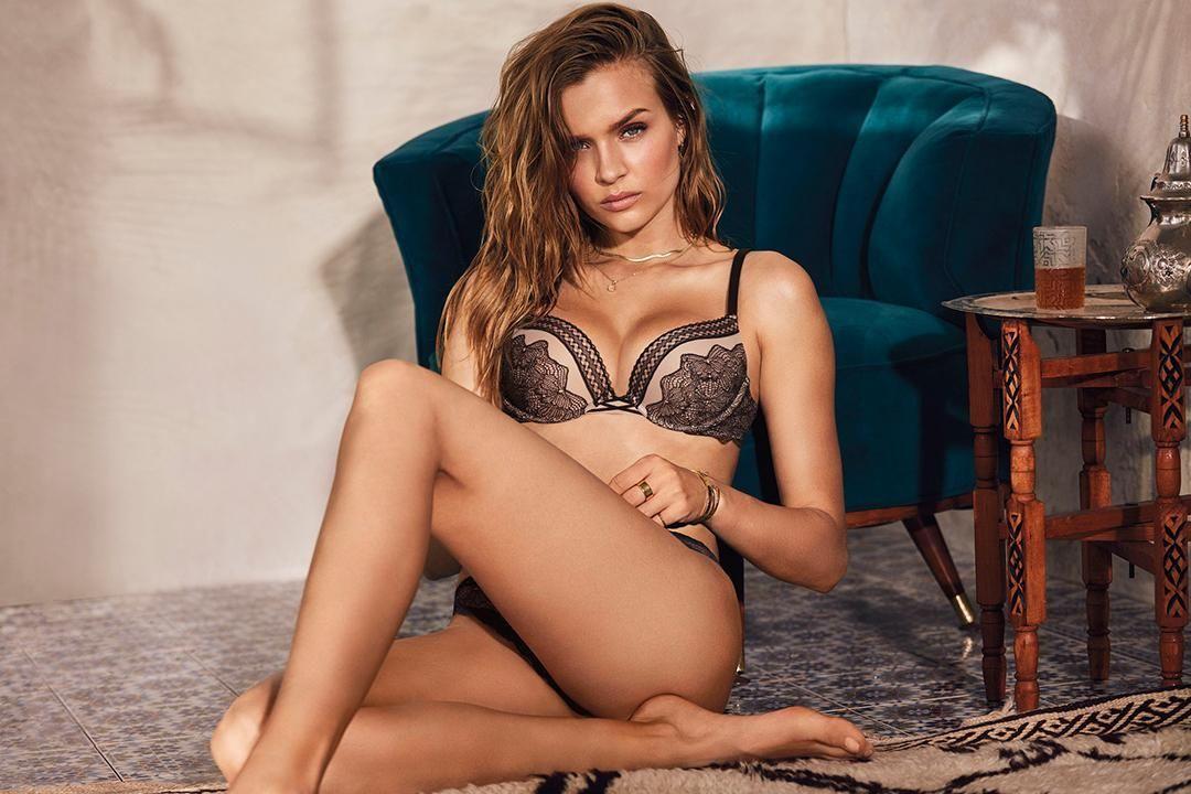 Рекламная кампания Victoria's Secret _3