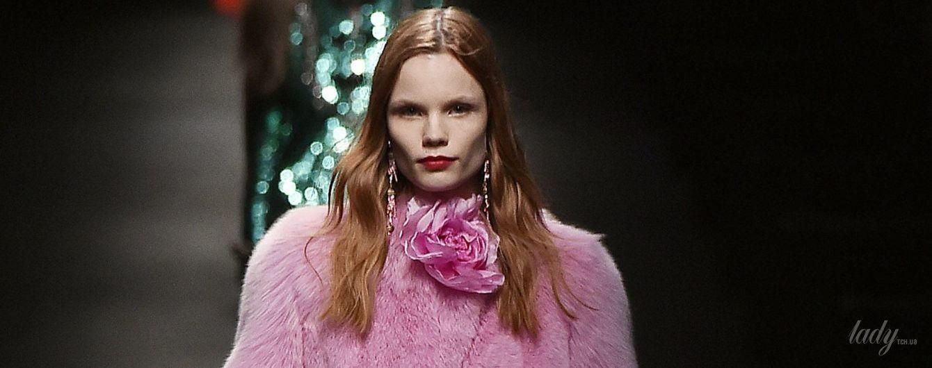 Не мехом единым: бренд Gucci больше не будет шить роскошные шубы