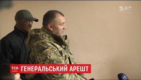 Суд избрал меру пресечения для заместителя министра обороны Игоря Павловского