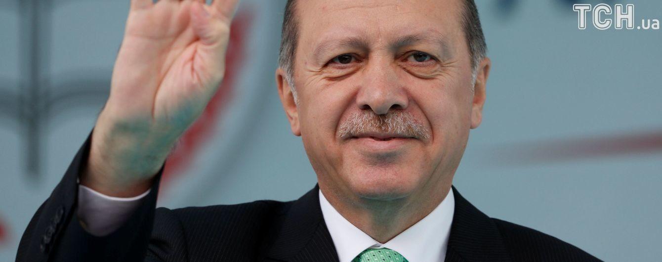 Ердоган обговорював з Путіним купівлю новітніх зенітно-ракетних комплексів
