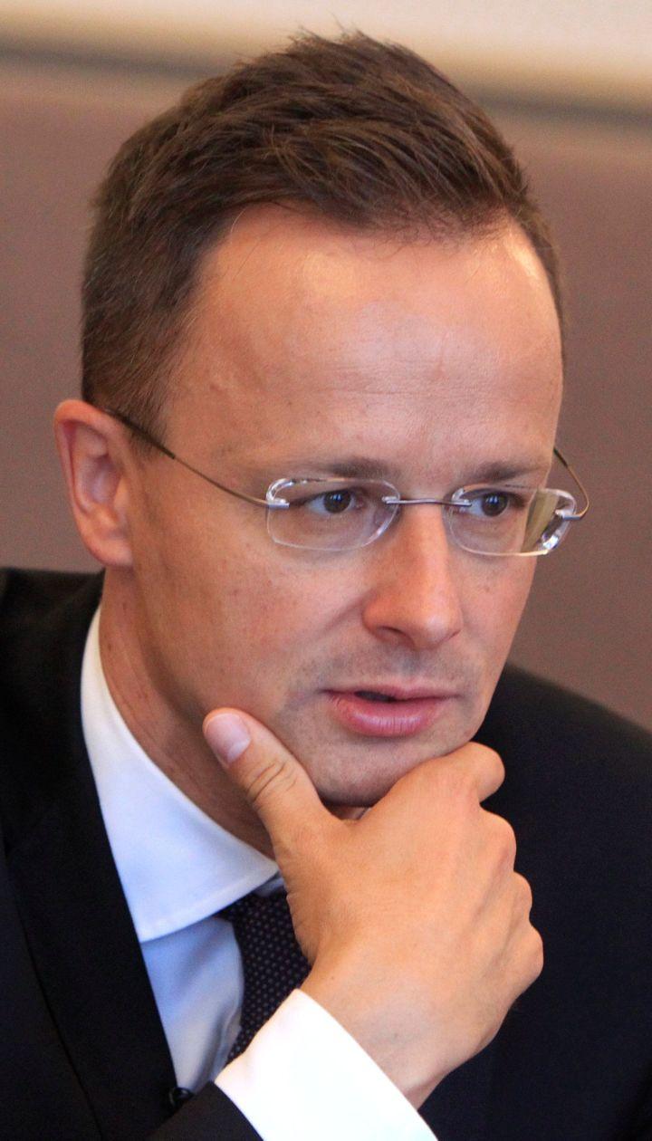 У вас війна, але залиште угорців у спокої – голова МЗС Угорщини