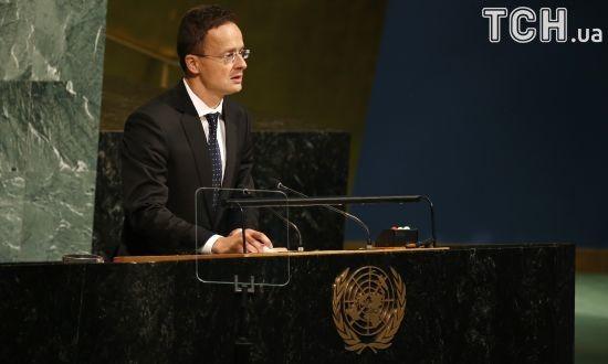 Голова МЗС Угорщини анонсував переговори з Україною щодо закону про освіту