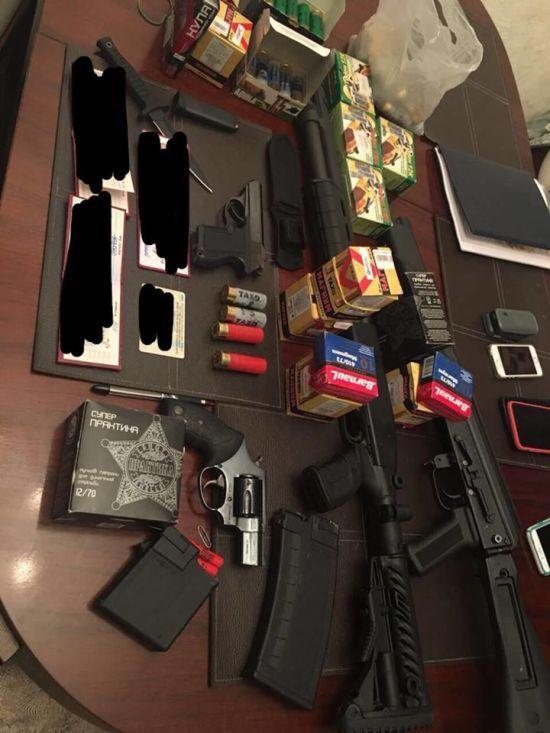 Правоохоронці схопили ймовірних нападників на першого заступника голови облради Одещини