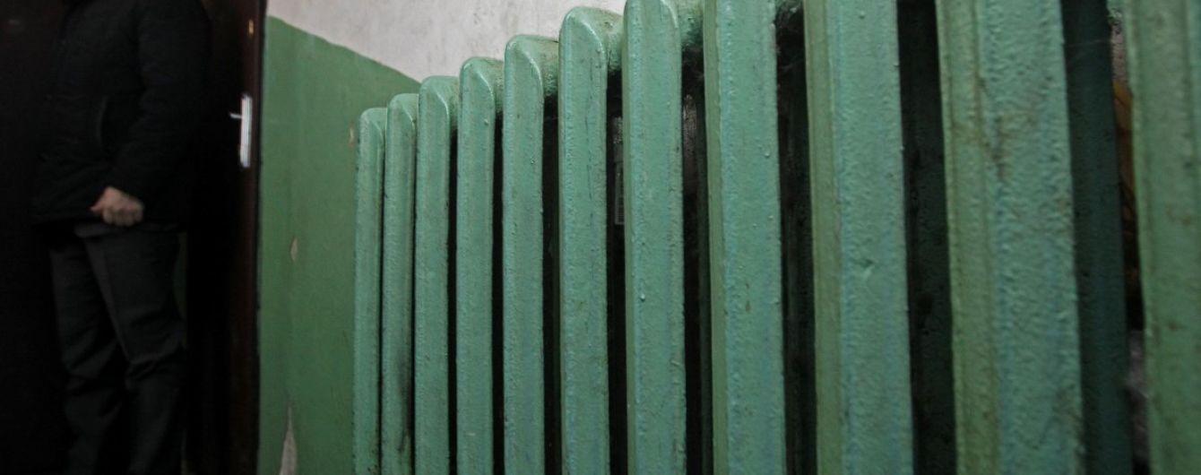 У Києві близько 800 будинків залишаються без тепла