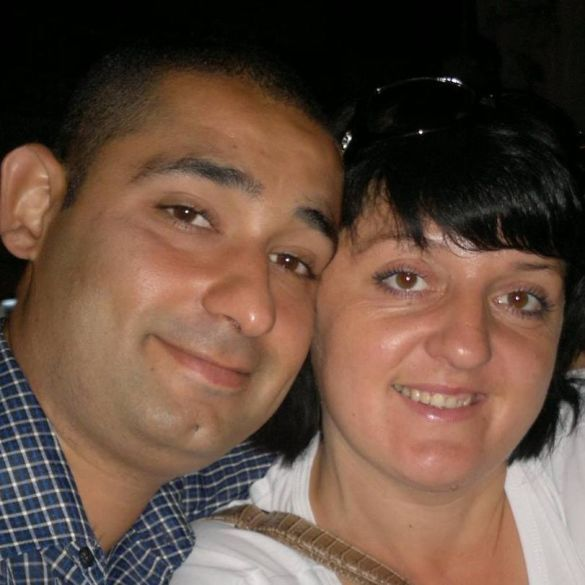 Юлія Стрільчук і Мухаммед Салман