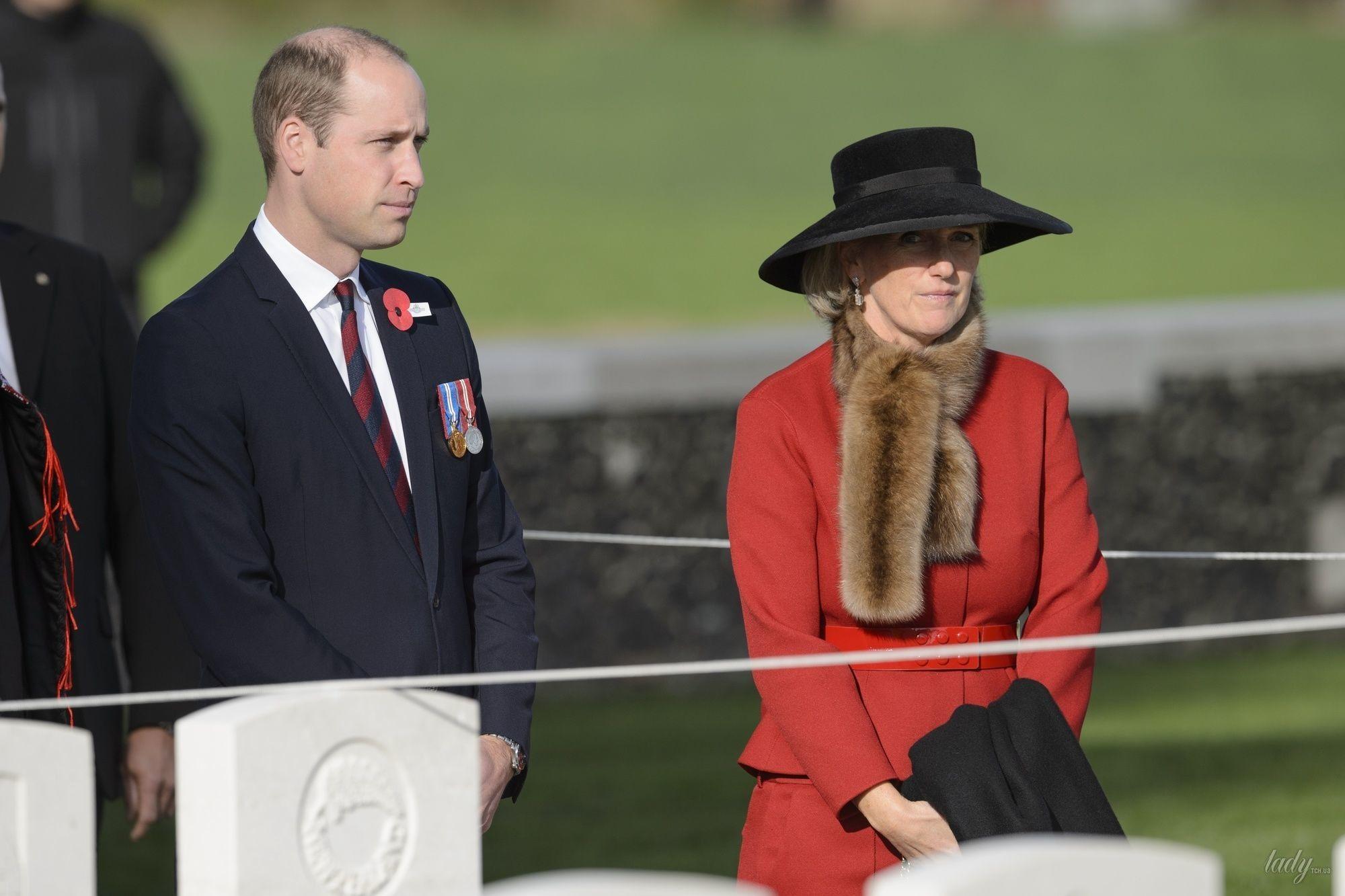 Принц Уильям и принцесса Астрид_2