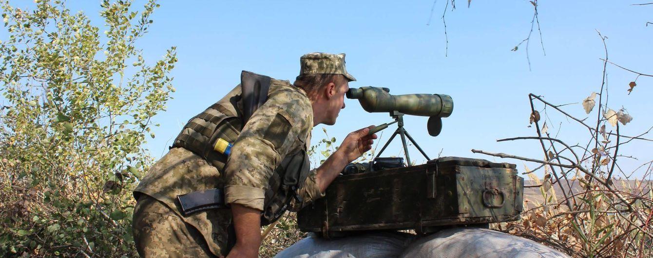 Обострение на Донбассе. Боевики существенно увеличили количество обстрелов, есть потери в украинской армии