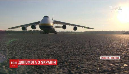 Украинские самолеты доставляют энергетическое оборудование в Мексику, которую всколыхнул третье землетрясение