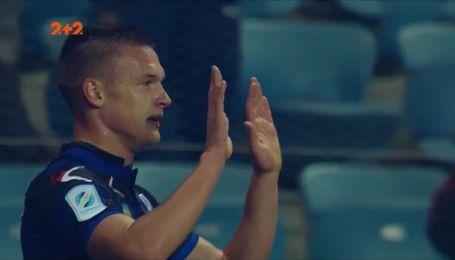 Черноморец - Динамо - 2:0. Видео гола Хобленко