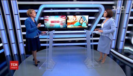 Лилия Гриневич опровергла созданные за рубежом мифы нового закона об образовании