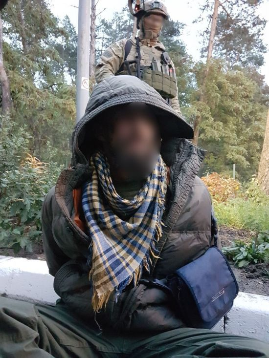СБУ попередила збройну провокацію, яка готувалася на великий мітинг 17 жовтня