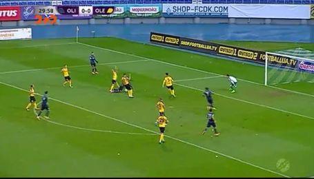Олімпік - Олександрія - 1:0. Відео матчу