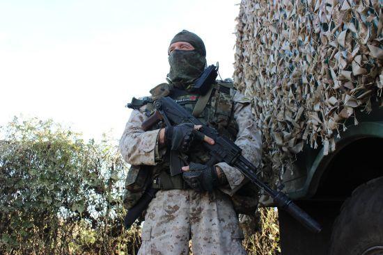 На Донбасі поранено українського військовослужбовця. Хроніка АТО
