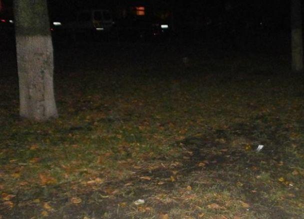 УКиєві чоловік викинув гранату з вікна таксі
