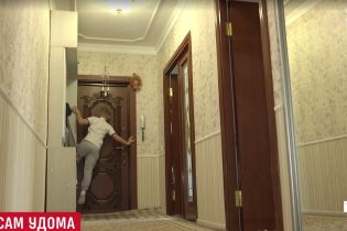 В Тернополе 8-летний мальчик самостоятельно защитил квартиру от грабителя