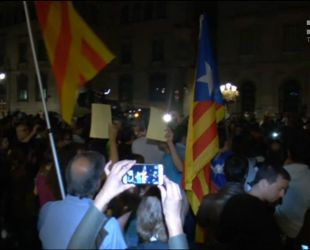 У Іспанії мадридський суд провів перші арешти лідерів Каталонії