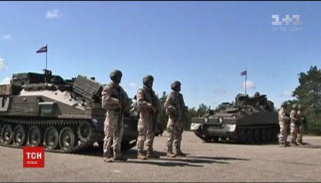 В Латвии начались масштабные военные учения совместно со странами-членами НАТО