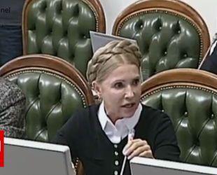 """""""Без бобіків"""". Тимошенко закликала Порошенка самостійно з нею боротися"""