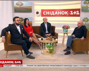 """Олигархи """"Слуги народа"""" Владимир Горянский и Дмитрий Оськин рассказали о своих персонажах"""