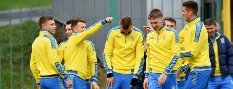 Стало відомо з ким зіграє товариський матч збірна України