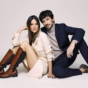 Красивые и сексуальные: Алессандра Амбросио и Андрес Валенкосо вместе позировали перед камерами