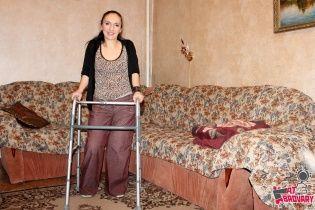 Наталія сподівається на допомогу, щоб у 36 років не втратити можливість ходити