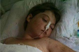 Допоможіть Марині побороти недугу