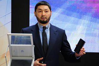 Кенес Ракишев презентовал самый безопасный смартфон