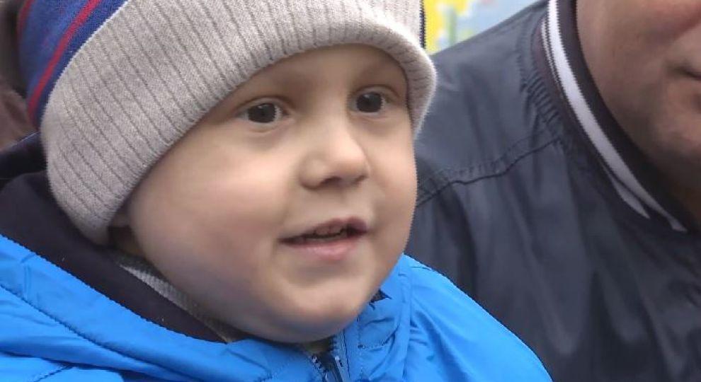 Допоможіть врятувати життя 3-річного Ярослава