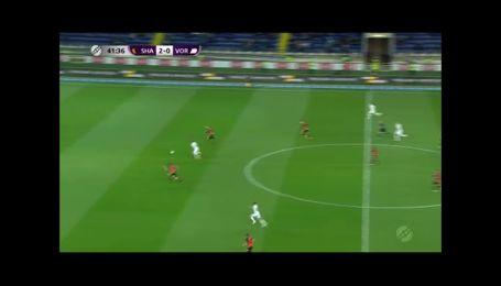 Суперголы 12-го тура УПЛ. Видео гола Юрия Коломойца