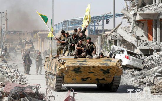 Штурм сирійської Ракки коштував трьох тисяч людських життів