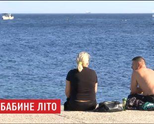 В Україні стовпчики термометрів покажуть більше 20 градусів