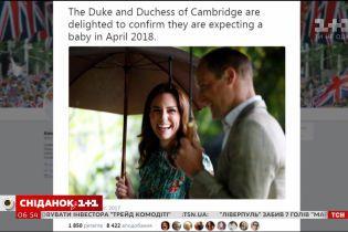 Стала відома імовірна дата народження третьої дитини Кейт Мідлтон
