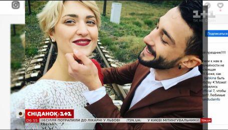 """Участники """"Голоса страны"""" Роман Дуда и Вера Кекелия поженились"""