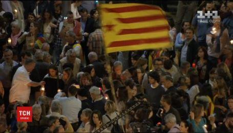 У Барселоні спалахнули протести проти арештів, пов'язаних з референдумом про незалежність Каталонії