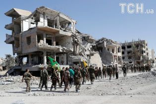 Беспилотник снял руины Ракки после жестоких боев с исламистами