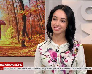 """Екатерина Повар рассказала о проекте """"Танцы со звездами"""""""