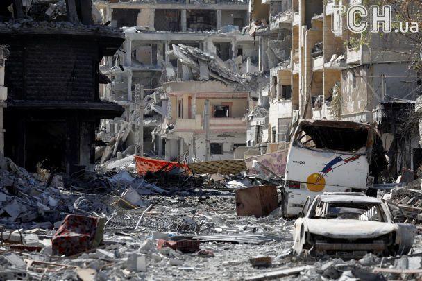 Як виглядає Ракка після звільнення. Фотограф показав жахіття війни у Сирії