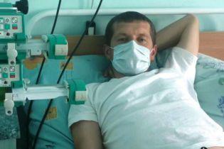 Валерий собирает средства на трансплантацию сердца