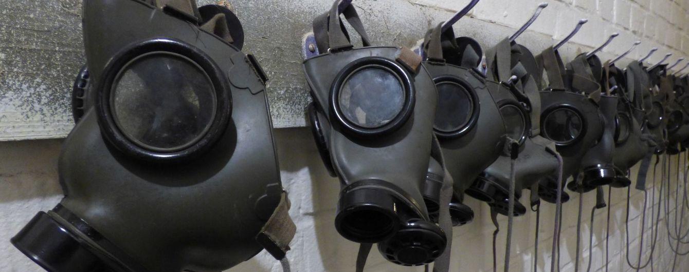 Симптомы химатаки в Сирии проявились в 500 пациентов - ВОЗ