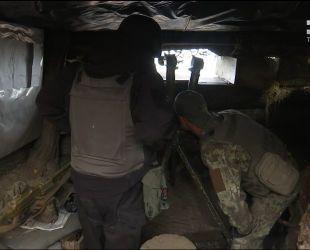 В зоне АТО насчитали более полусотни обстрелов из вражеского стороны и отчитываются об обострении ситуации